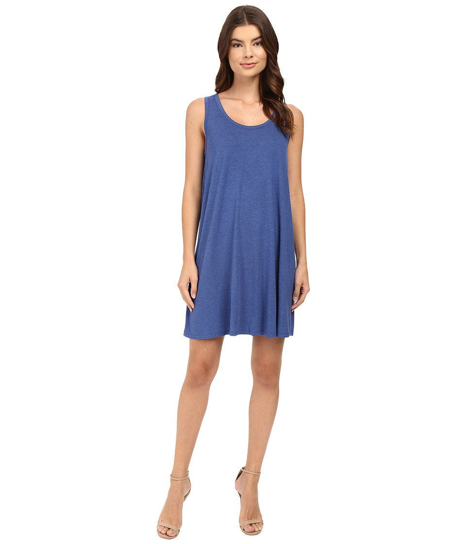 Susana Monaco Natalie Dress (Indigo Melange) Women