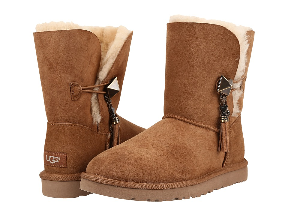 UGG - Lilou (Chestnut) Women's Boots