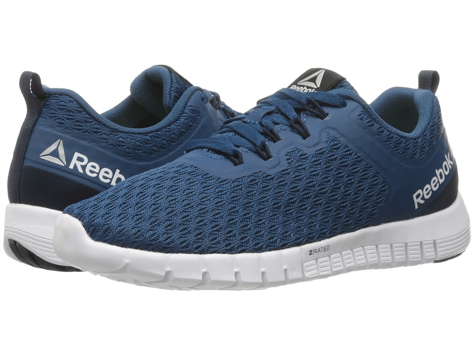 Reebok - Reebok ZQuick Lite (Noble Blue/Collegiate Navy/White) Women's Shoes