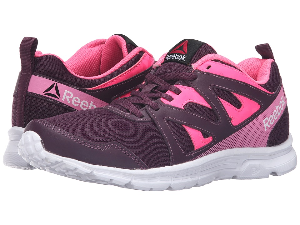 Reebok - Reebok Run Supreme 2.0 MT (Mystic Maroon/Poison Pink/White) Women's Shoes