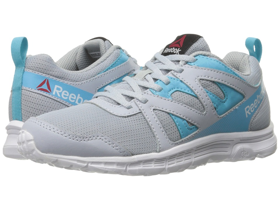 Reebok - Reebok Run Supreme 2.0 MT (Cloud Grey/Crisp Blue/White) Women's Shoes