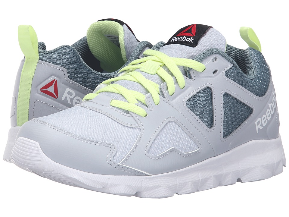 Reebok - Reebok DashHex TR L MT (Cloud Grey/Teal Dust/Lemon Zest/Black/White) Women's Shoes