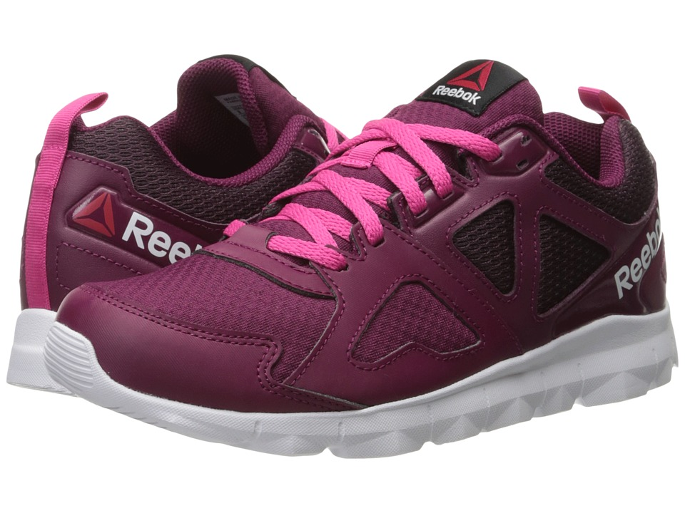 Reebok - Reebok DashHex TR L MT (Rebel Berry/Rose Rage/Mystic Maroon/Black/White) Women's Shoes