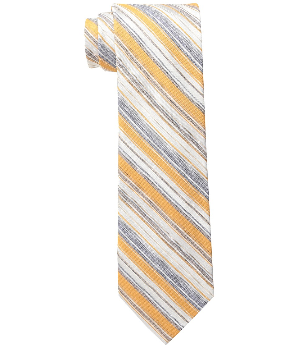 Calvin Klein - Crystal Stripe (Melon) Ties