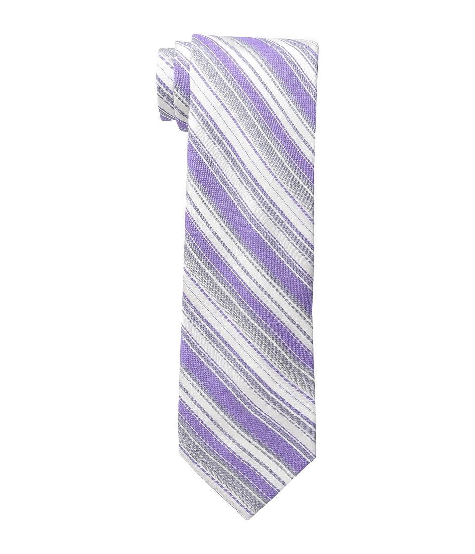 Calvin Klein - Crystal Stripe (Purple) Ties