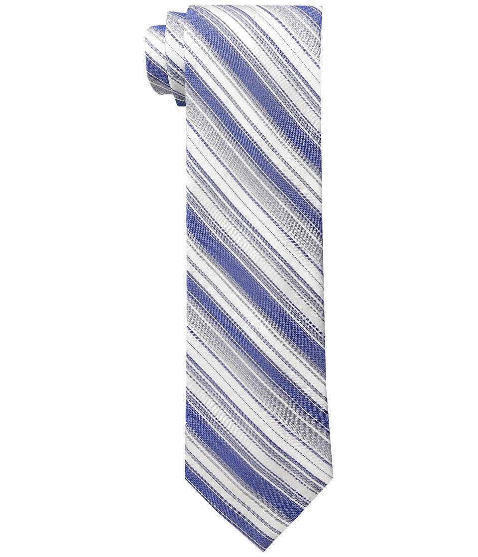 Calvin Klein - Crystal Stripe (Navy) Ties