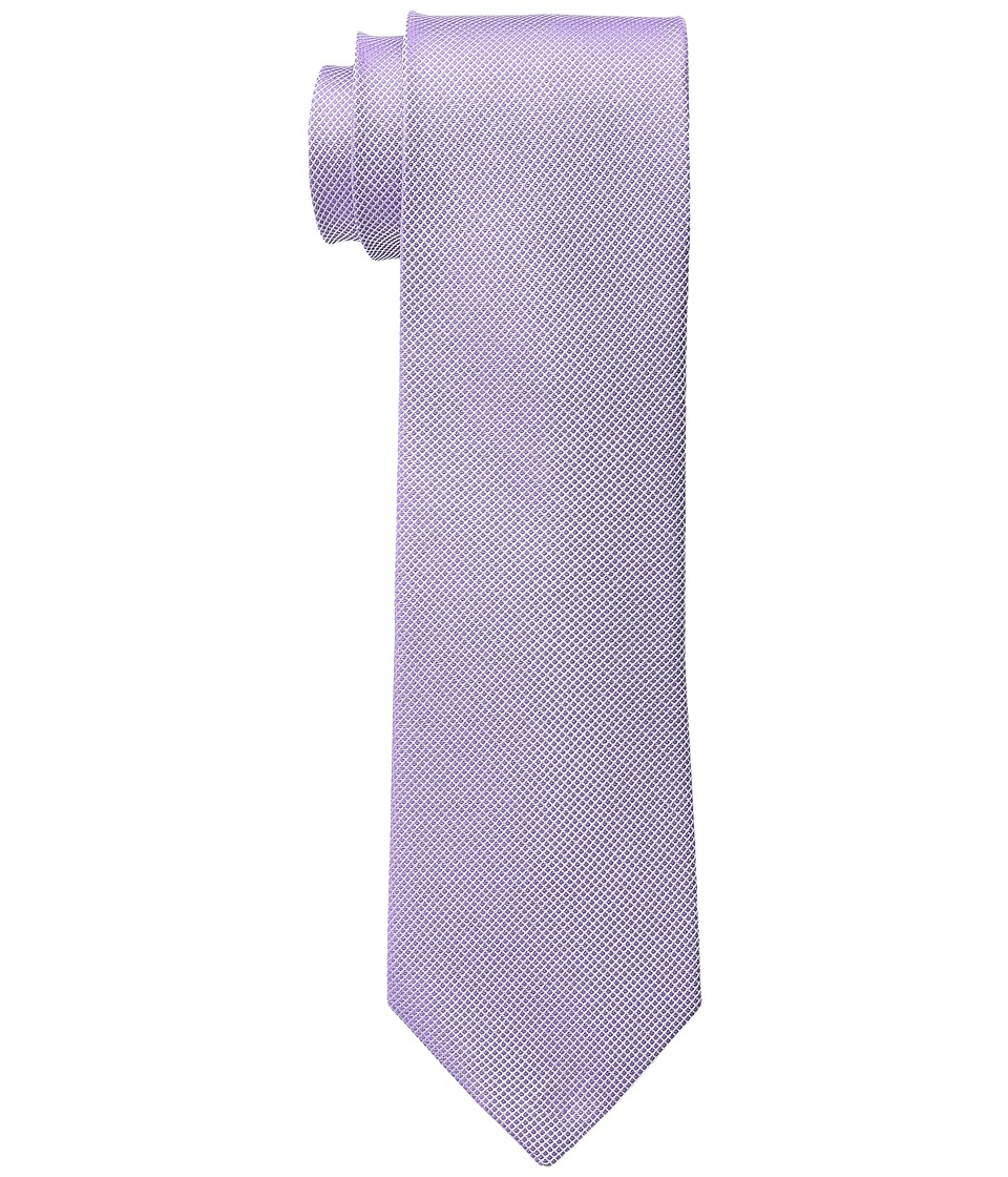 Calvin Klein - Crystal Micron (Lilac) Ties