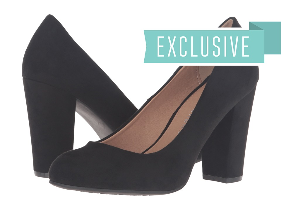 Chinese Laundry - Exclusive - Z-Happy Hour (Black) High Heels