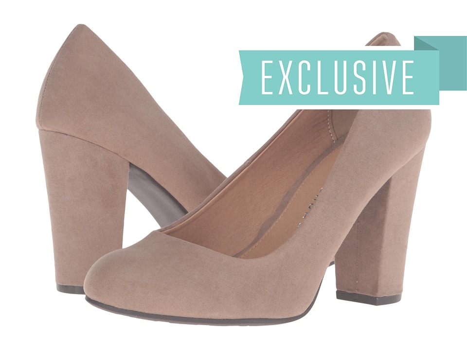 Chinese Laundry - Exclusive - Z-Happy Hour (Taupe) High Heels