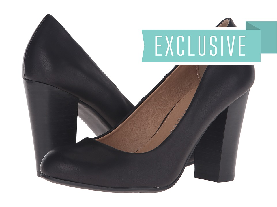 Chinese Laundry Exclusive Z-Happy Hour (Black 2) High Heels