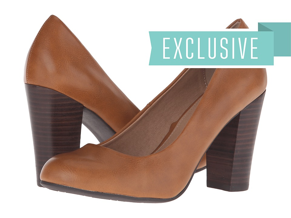 Chinese Laundry - Exclusive - Z-Happy Hour (Camel) High Heels