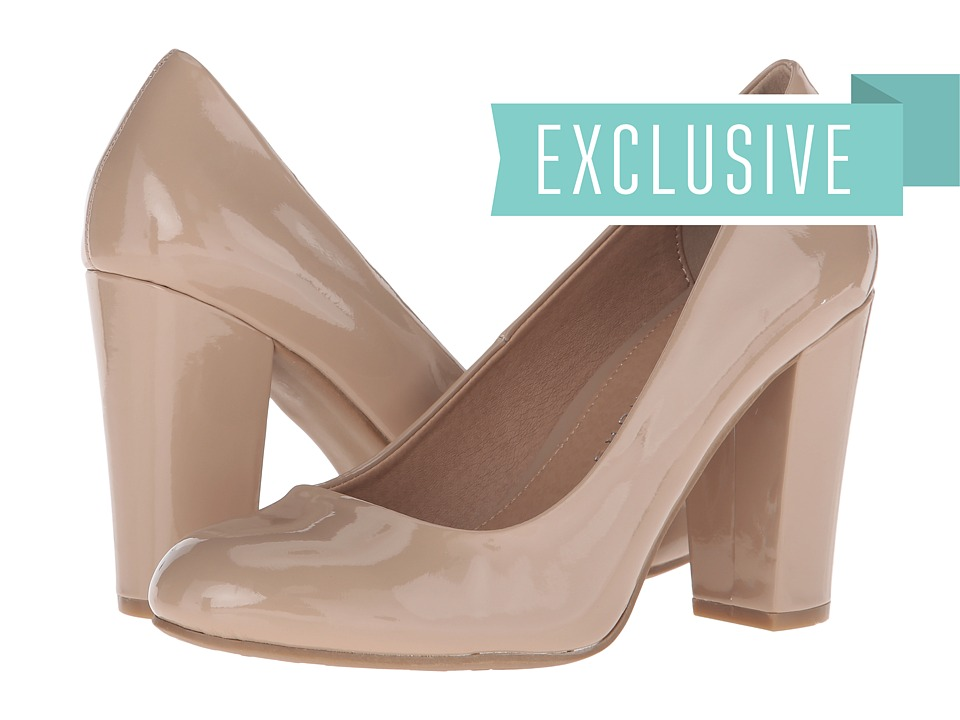 Chinese Laundry - Exclusive - Z-Happy Hour (Nude) High Heels