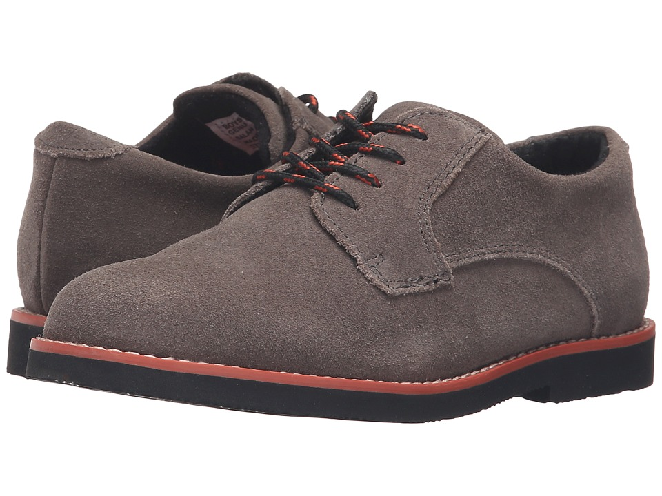 Florsheim Kids - Kearny Jr. II (Toddler/Little Kid/Big Kid) (Stone/Black) Boy's Shoes