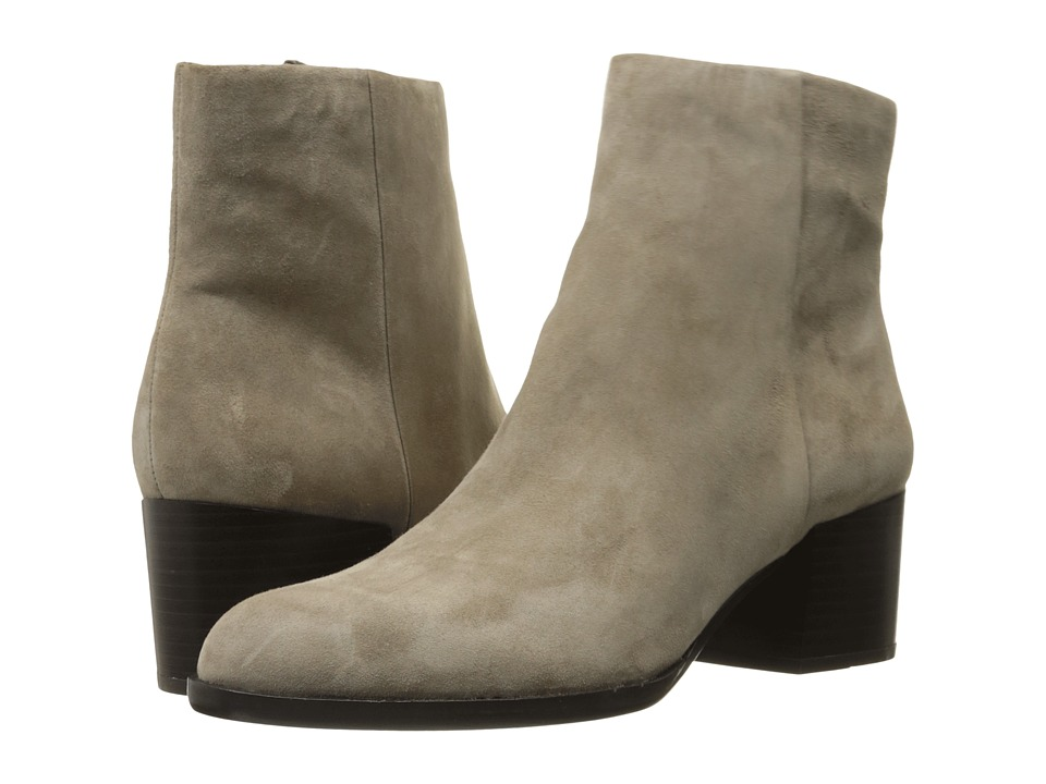 Sam Edelman - Joey (Putty Kid Suede Leather) Women's Zip Boots