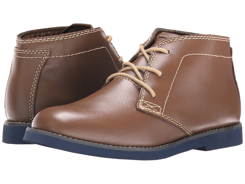 Florsheim Kids - Bucktown Chukka Boot Jr. (Toddler/Little Kid/Big Kid) (Cognac) Boys Shoes