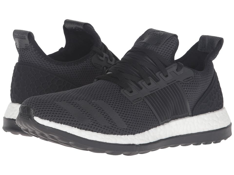 adidas Running - Pureboost ZG (Core Black/Core Black/Utility Black) Men's Running Shoes