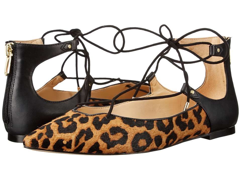 Sam Edelman - Rosie (Brown Sahara Leopard Brahma Hair) Women's Shoes