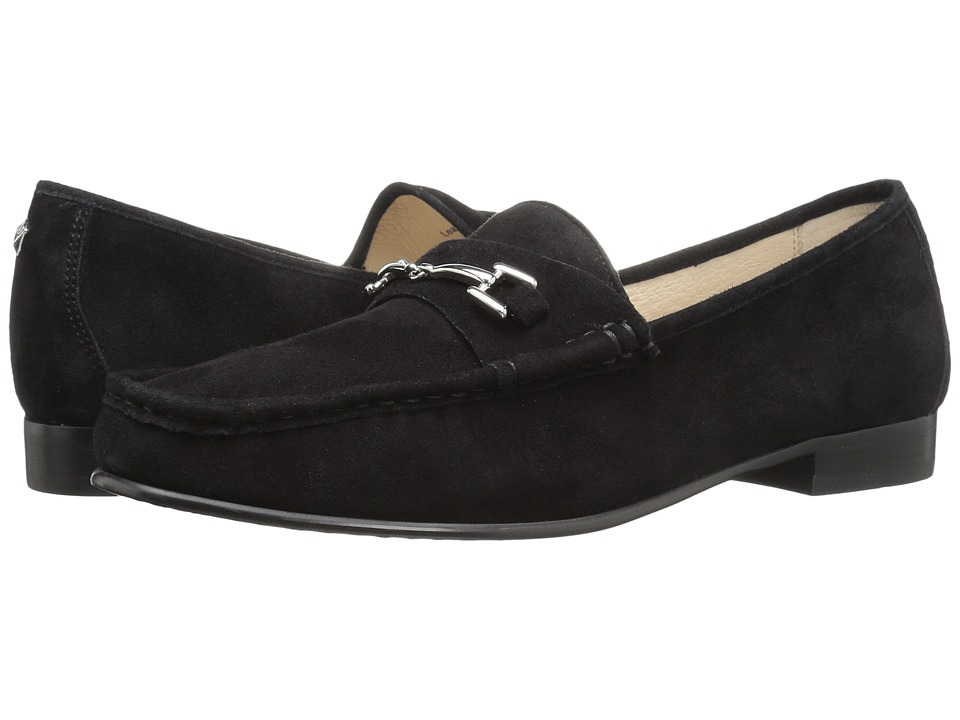 Sam Edelman - Talia (Black Kid Suede Leather) Women's Shoes