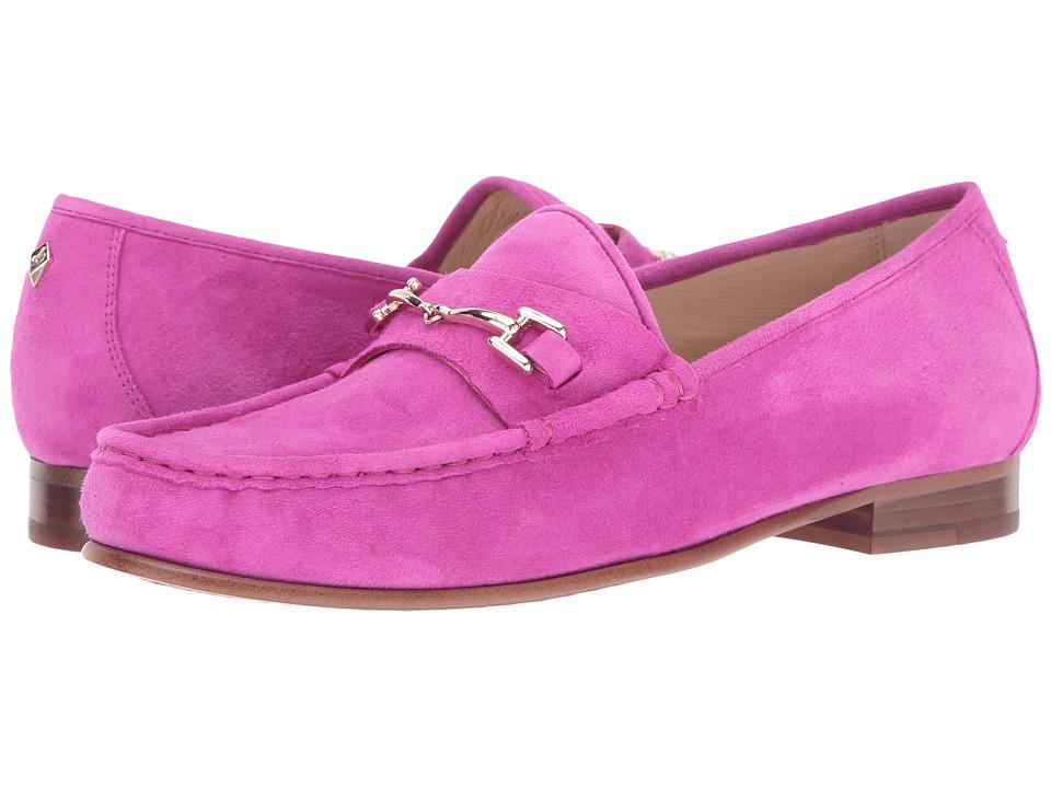 Sam Edelman - Talia (Magenta Haze Kid Suede Leather) Women's Shoes
