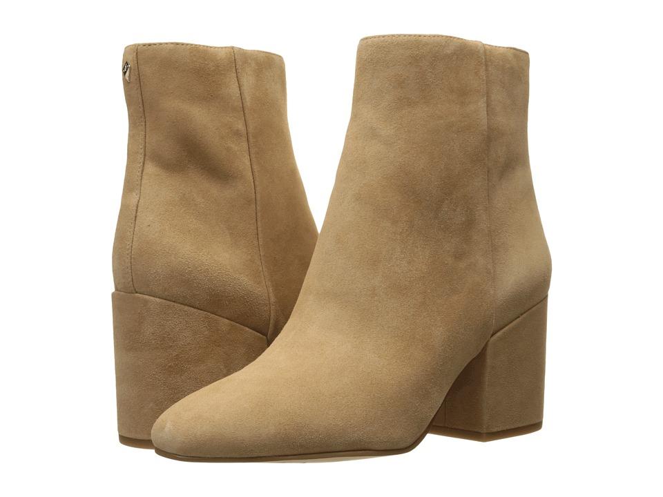 Sam Edelman - Taye (Golden Caramel Kid Suede Leather) Women's Shoes