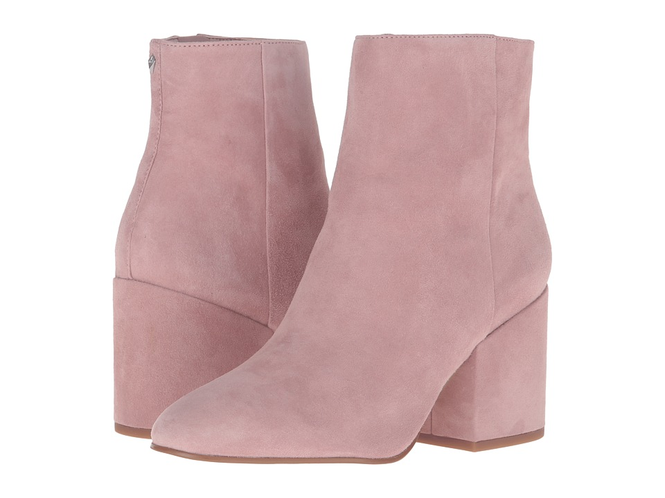 Sam Edelman - Taye (Pink Mauve Kid Suede Leather) Women's Shoes