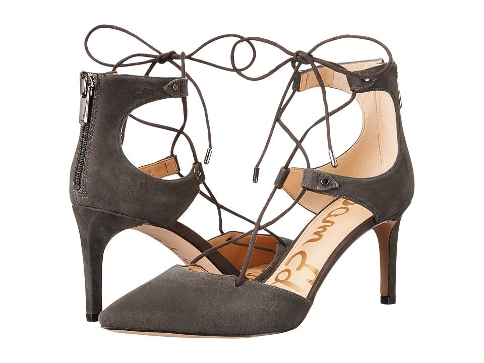 Sam Edelman - Taylor (Phantom Grey Kid Suede Leather) Women's Shoes