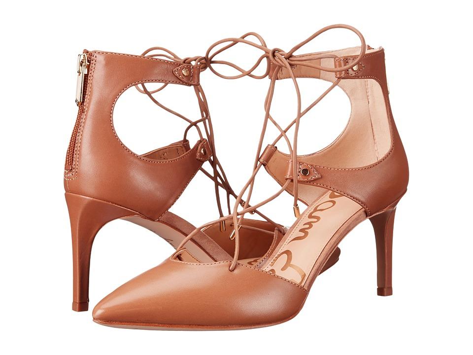 Sam Edelman - Taylor (Golden Caramel Dress Calf Leather) Women's Shoes