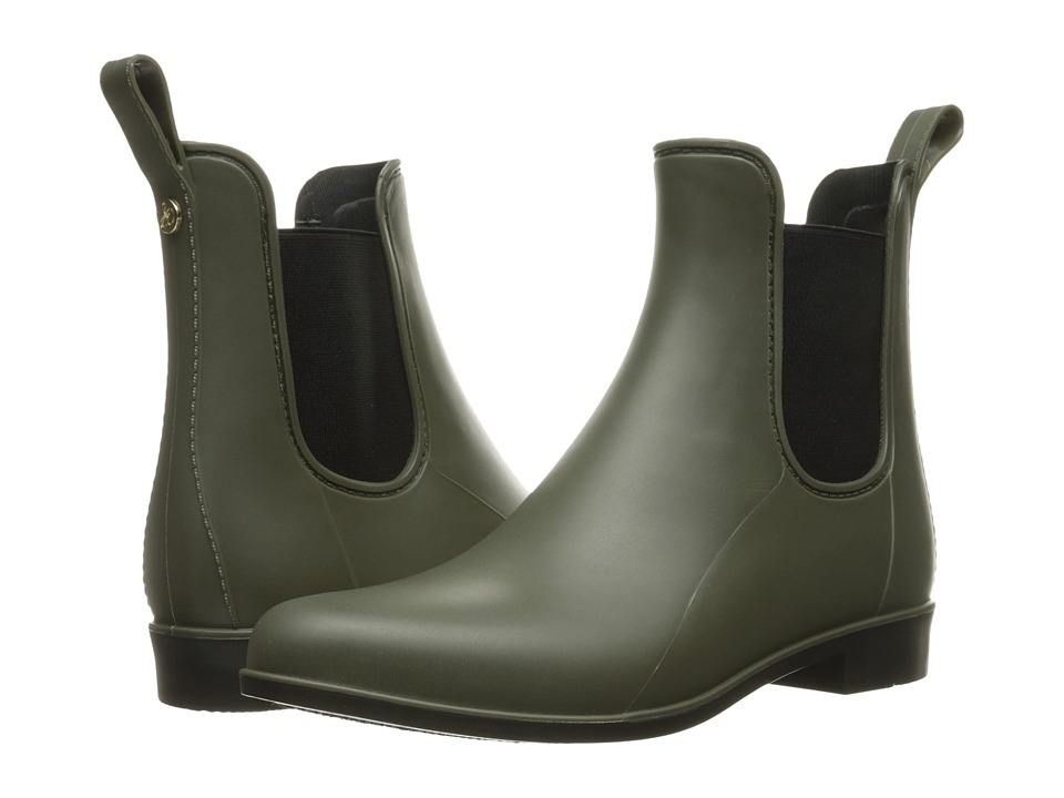 Sam Edelman - Tinsley (Moss Green Matte) Women's Slip on Shoes