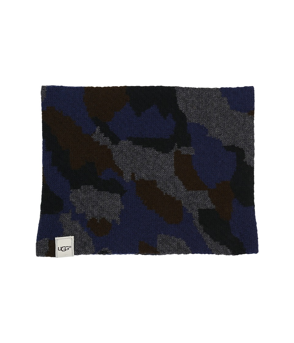 UGG Kids - Camo Snood (Toddler/Little Kids) (Night Multi) Hair Accessories