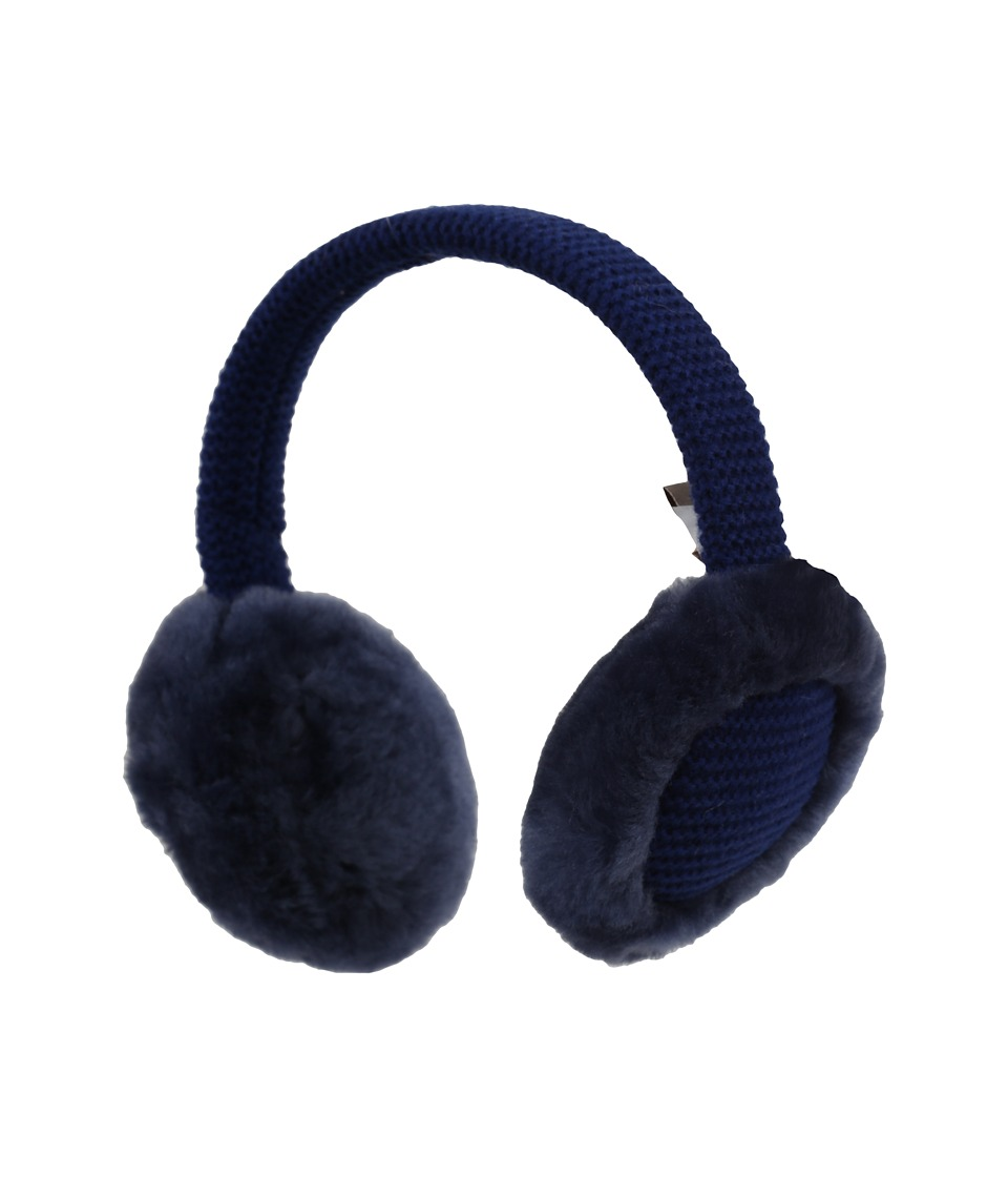 UGG Kids - Knit Earmuff (Toddler/Little Kids) (Night Multi) Traditional Hats