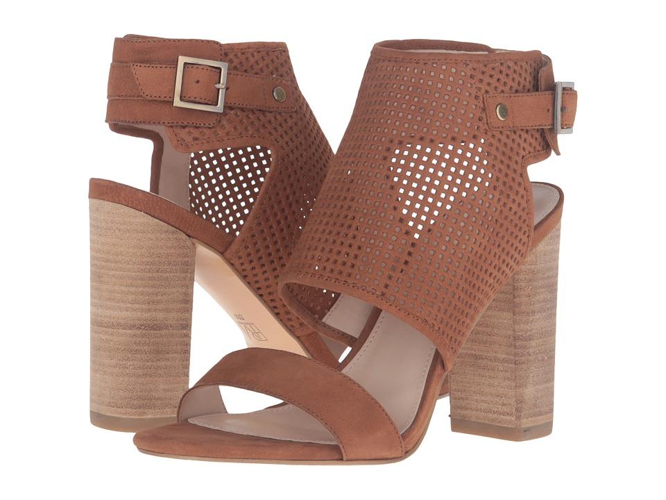Pelle Moda - Aviel (Luggage Nubuck) Women's Shoes