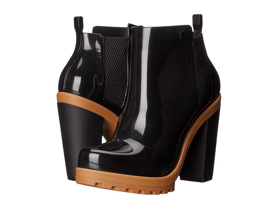 Melissa Shoes - Soldier SP (Black/Brown) Women's Shoes