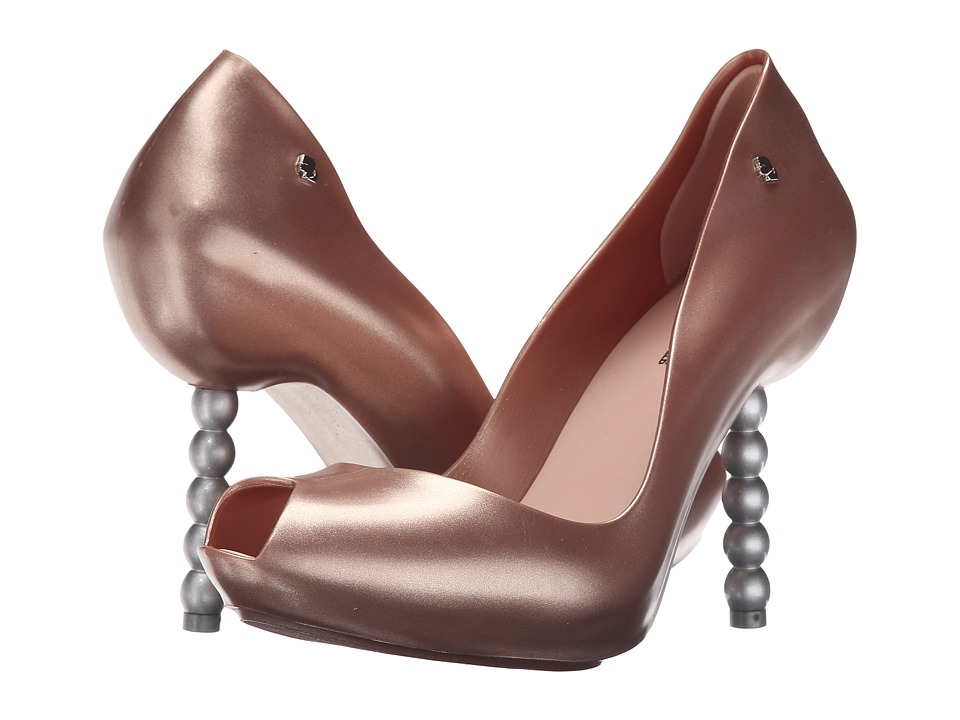 Melissa Shoes - Pearl + Karl Lagerfeld (Light Pink) Women's Shoes