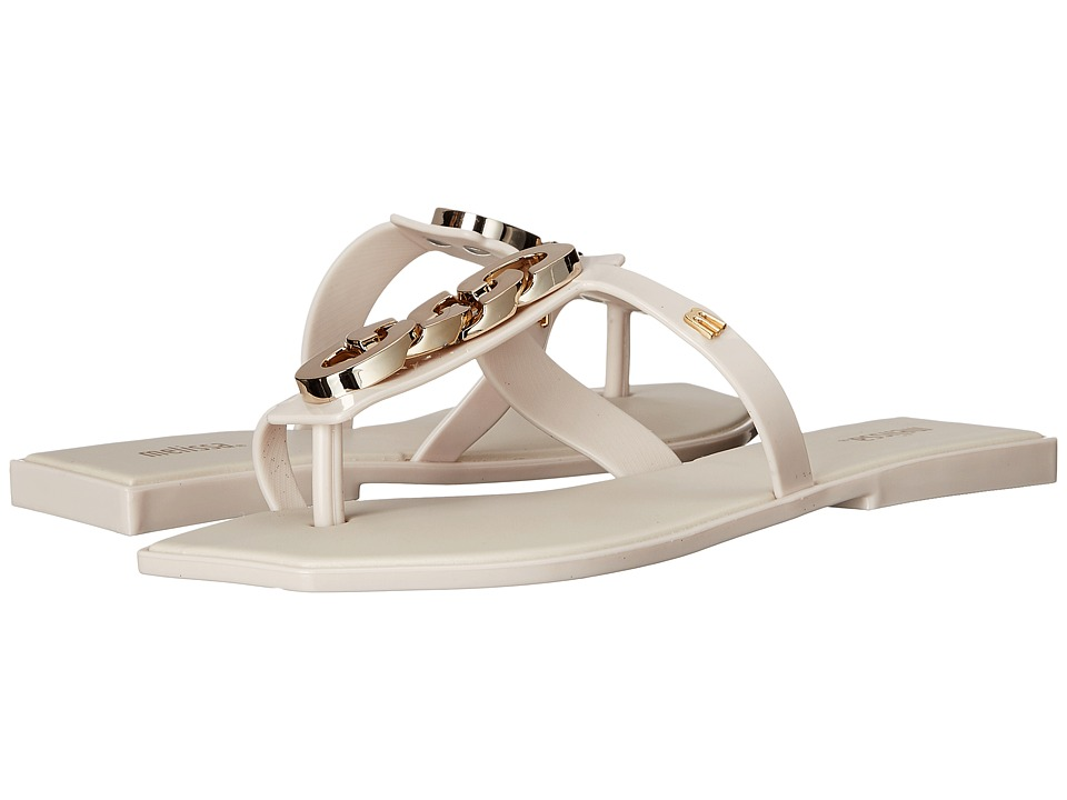 Melissa Shoes - Pollen Special II (Beige) Women's Shoes