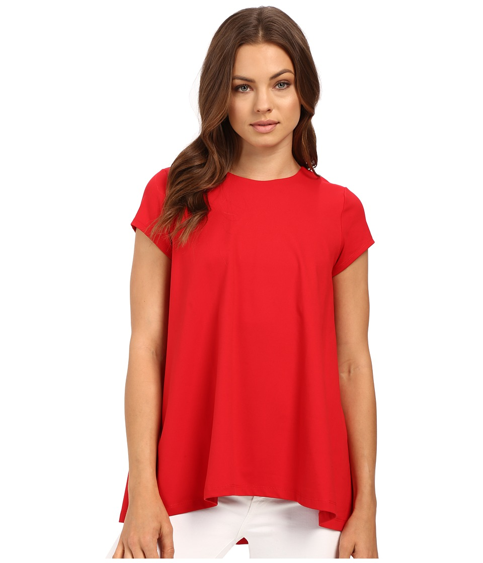 Susana Monaco Joella Top (Perfect Red) Women