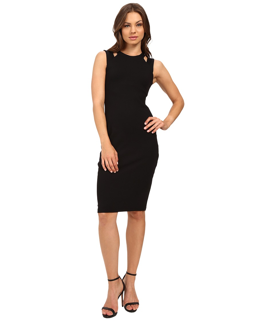 Susana Monaco - Sara Dress (Black) Women's Dress