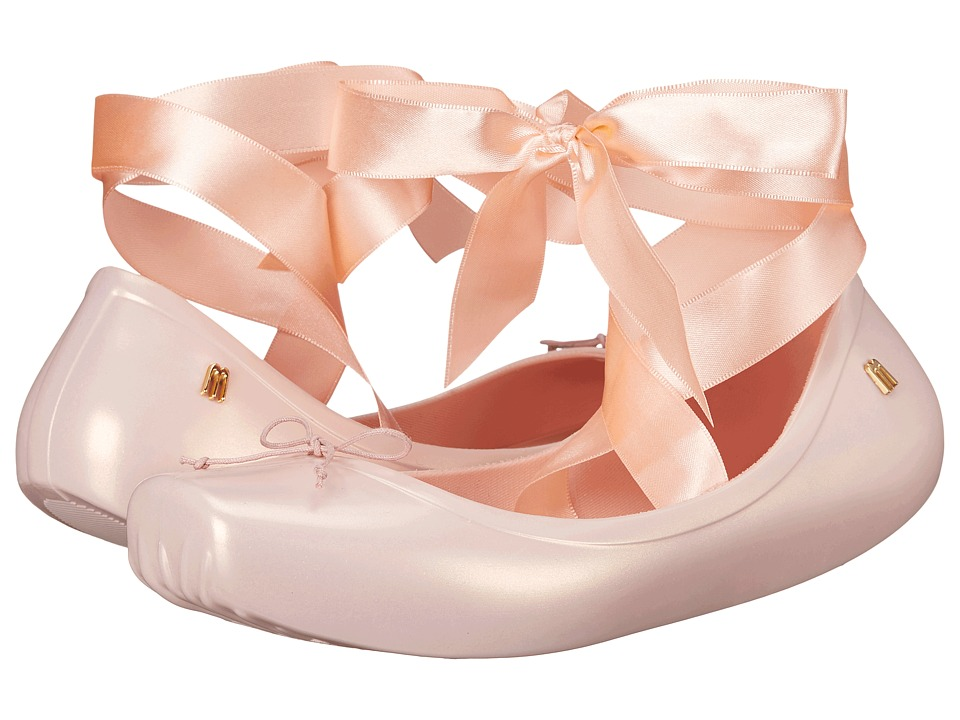 Melissa Shoes - Ballet (Light Pink) Women's Shoes