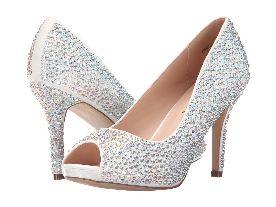 Lauren Lorraine - Paula 3 (White Candy) Women's Sandals