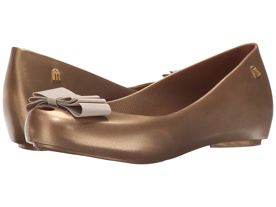 Melissa Shoes - Ultragirl Sweet (Gold) Women's Shoes