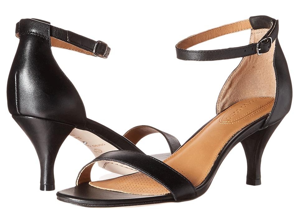 Corso Como Caitlynn (Black Leather) Women
