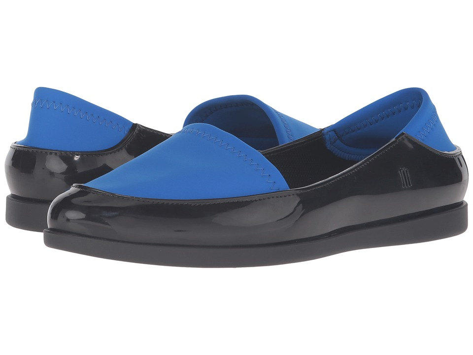 Melissa Shoes Space Sport (Black/Blue) Women