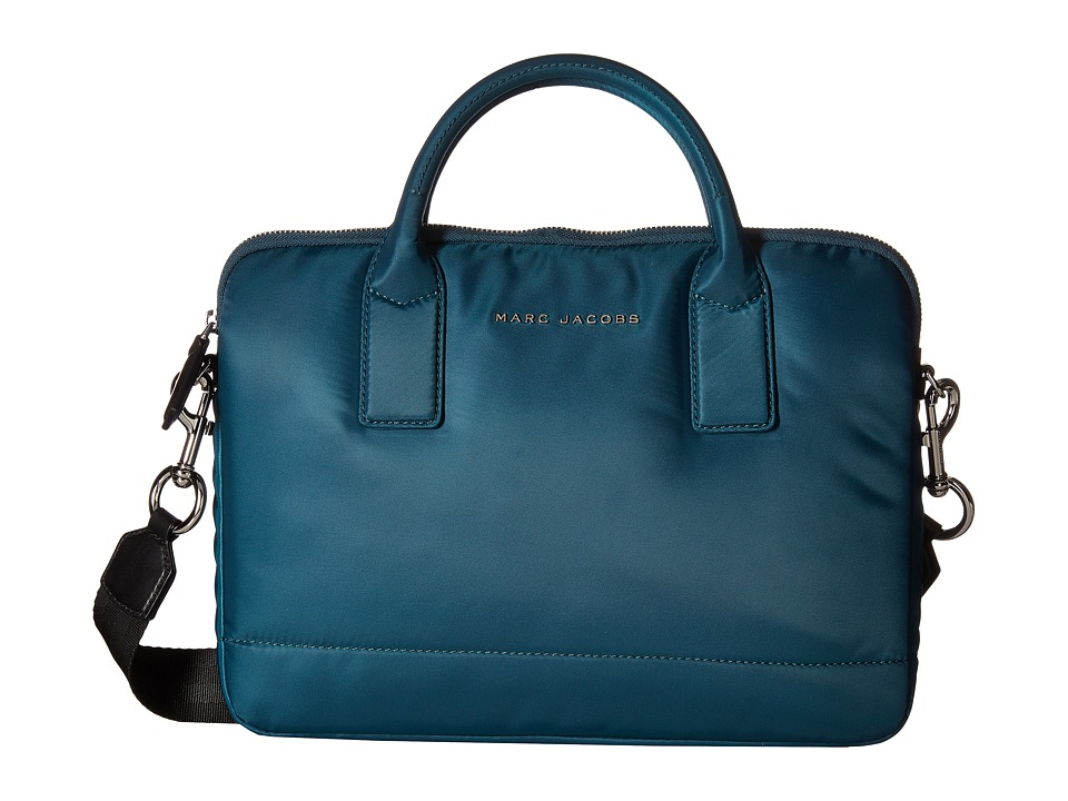 Marc Jacobs - Mallorca Tech 13 Commuter Case (Teal) Wallet