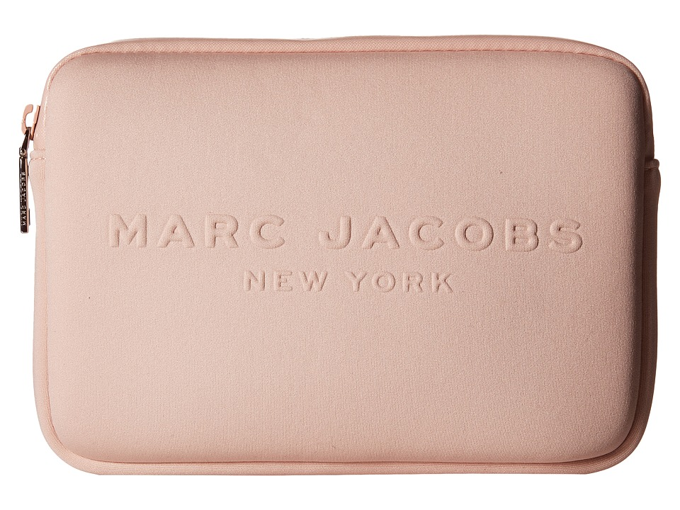 Marc Jacobs - Neoprene Tech Mini Tablet Case (Pale Blush) Wallet