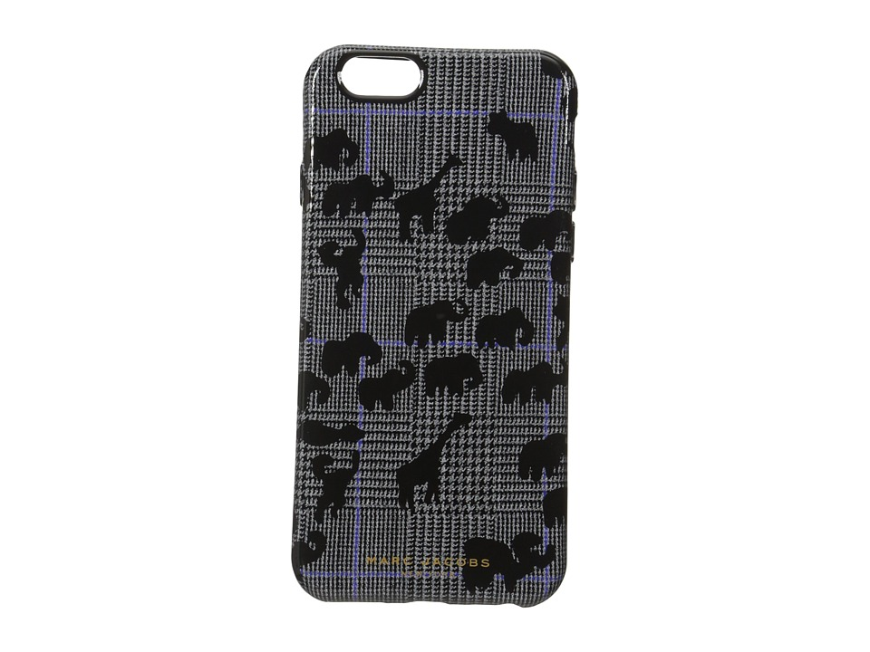 Marc Jacobs - Animal Flock iPhone 6S Case (Black Multi) Cell Phone Case