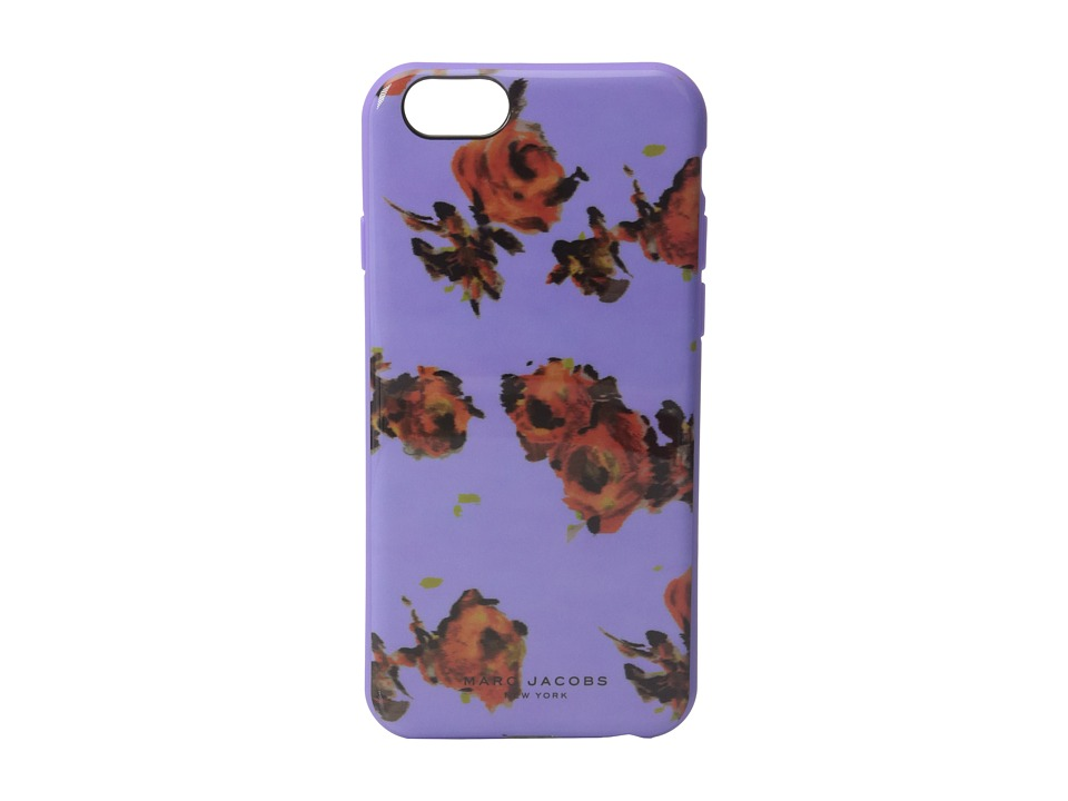 Marc Jacobs - Byot Brocade Floral iPhone 6S Case (Lilac Multi) Cell Phone Case
