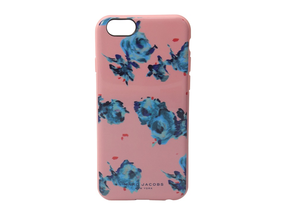 Marc Jacobs - Byot Brocade Floral iPhone 6S Case (Pink Multi) Cell Phone Case
