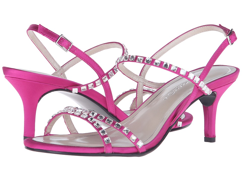 Caparros - Christine (Magenta New Satin) Women's Sandals