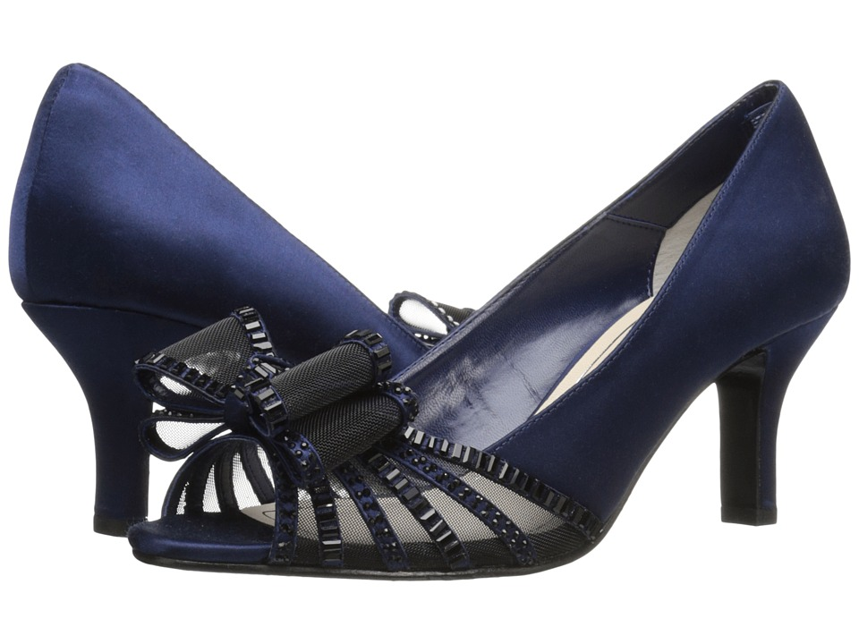 Caparros Diandra (Navy New Satin) High Heels