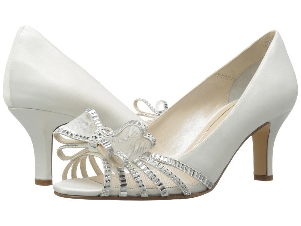 Caparros - Diandra (Ivory Sateen) High Heels