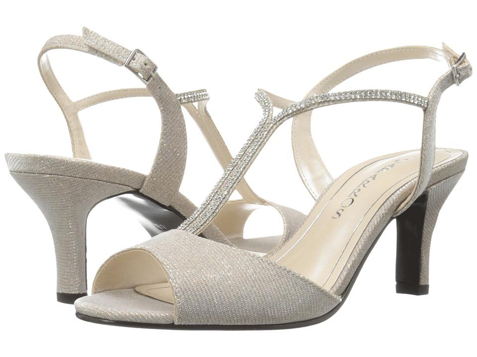 Caparros - Delicia (Nude Glimmer) Women's Sandals